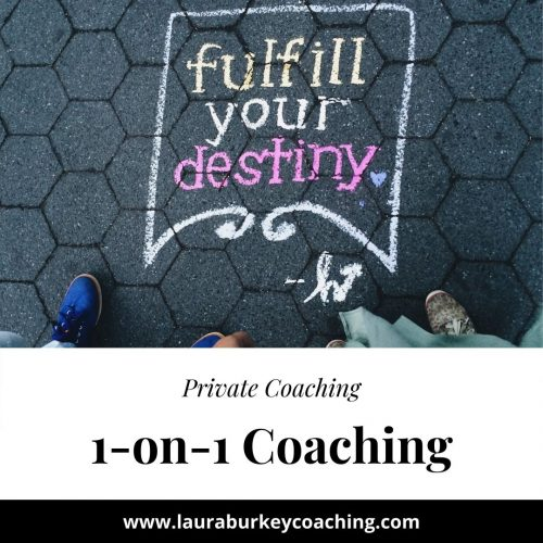 Private 1-on-1 Coaching